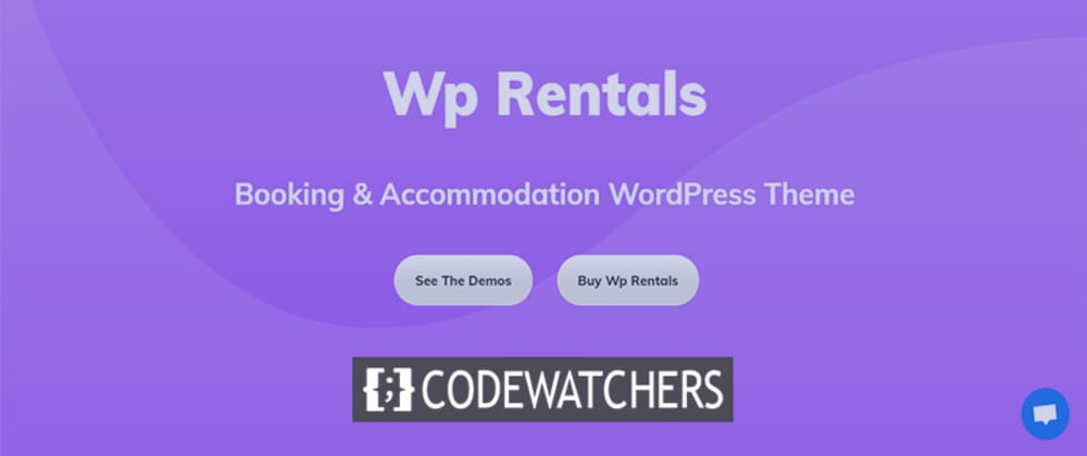 Cover image for Review: WP Rentals - Rental WordPress Theme