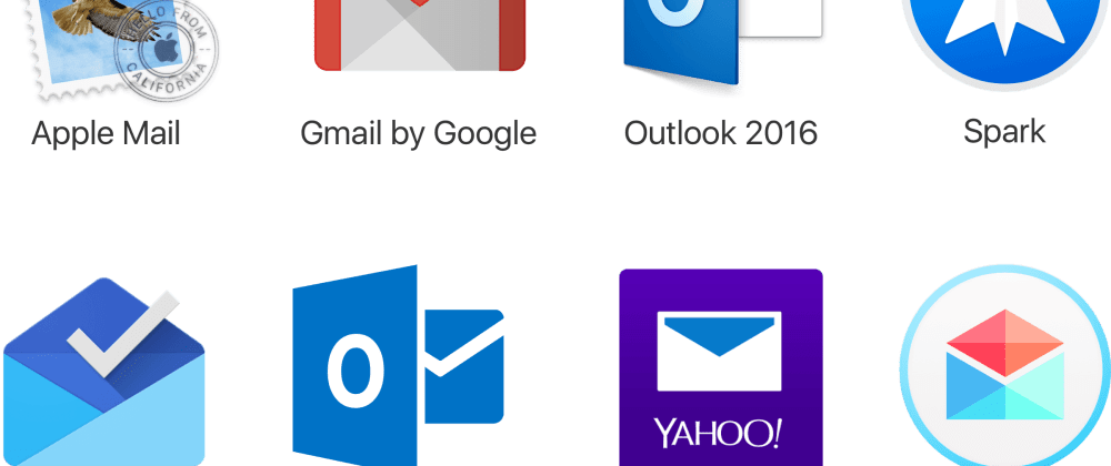 Cover image for What E-mail client do you use?
