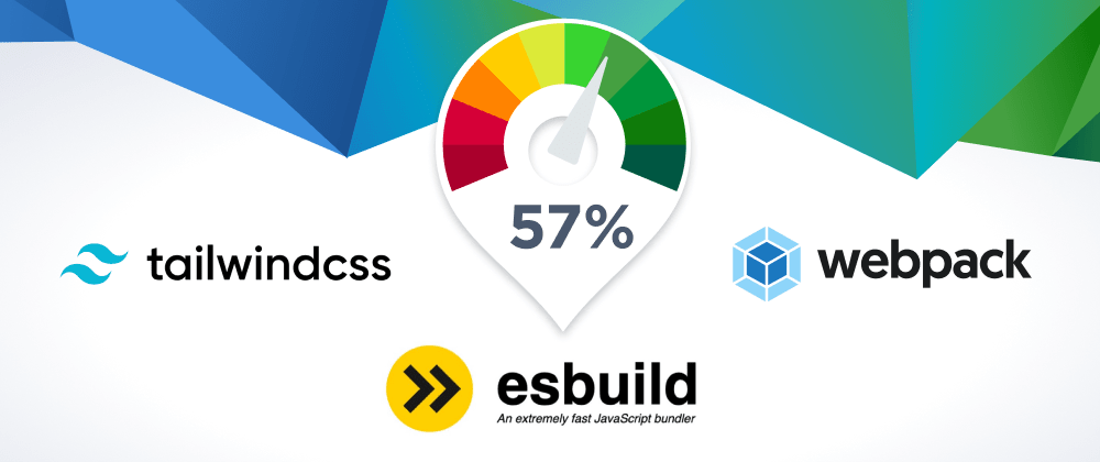 Cover image for How We Sped Up Our Webpack (TailwindCSS) Build By 74%