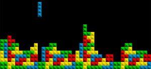 tetris memory packing