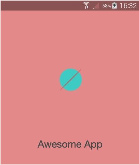 Mobile Android Splashscreen