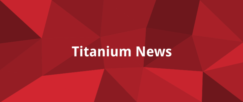 Cover image for  Titanium News #4