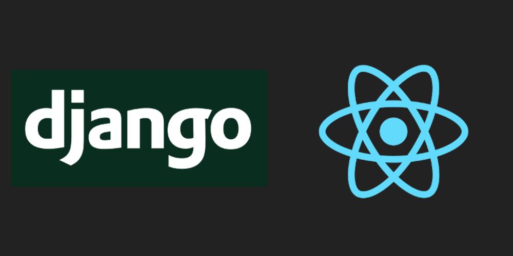 React + Django REST framework = love - DEV Community