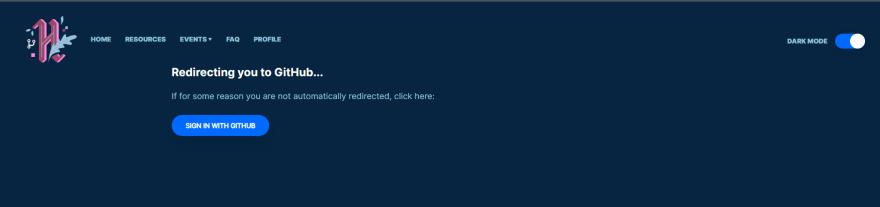 hacktoberfest website screenshot