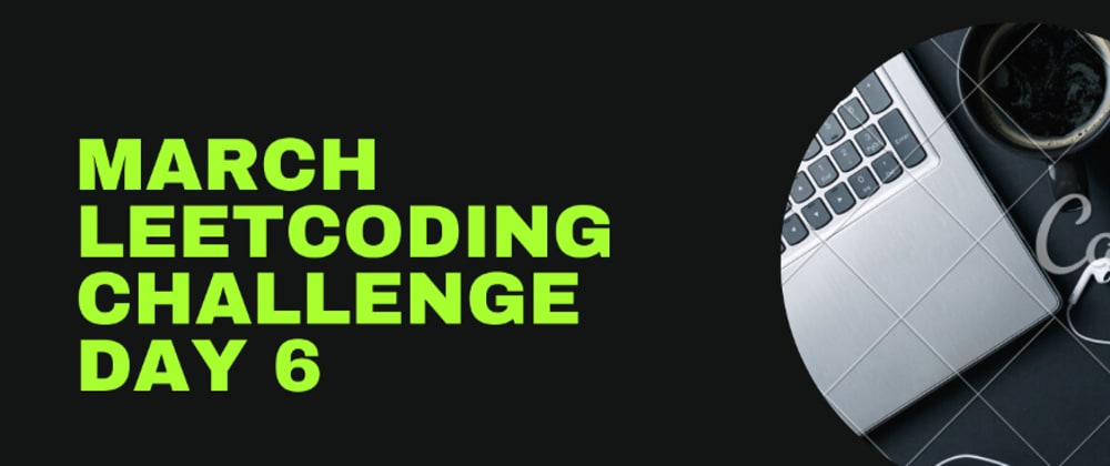 Cover image for March LeetCoding Challenge 2021 — Day 6:Short Encoding of Words