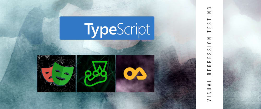 Cover image for Automated visual regression testing with TypeScript, Playwright, Jest and Jest Image Snapshot