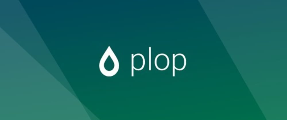 Cover image for Generate your own React Component using CLI by using Plop.js