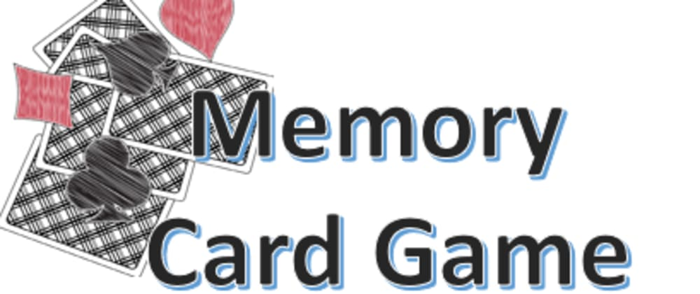 Cover image for MemoryCardGame