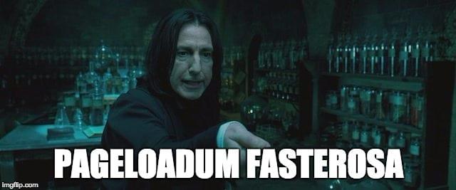 Pageloadum Fasterosa