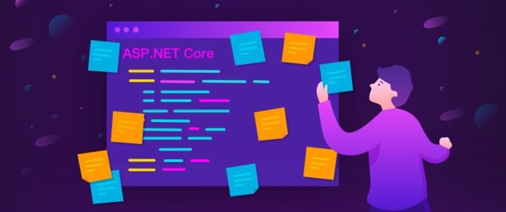 Cover image for Tools to work with ASP.NET Core in Visual Studio 2019