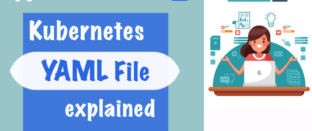 Cover image for Kubernetes YAML File simply explained for Beginners