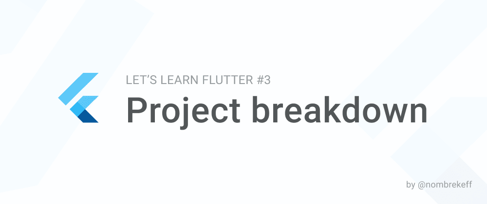 Cover image for Important Flutter files and folders - LLF #3