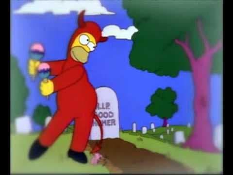 Soy el Homer malo