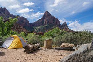 Campsite Photo by Zach Betten, https://unsplash.com/photos/K9olx8OF36A