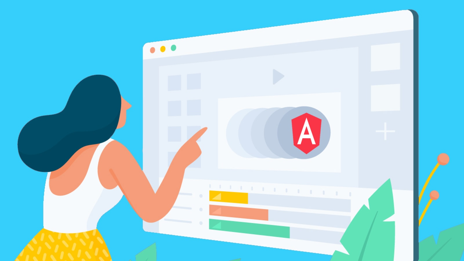 All You Need To Know About Angular Animations Dev Community