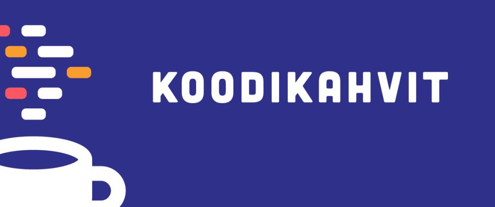 Cover image for Koodikahvit -podcastin tarina