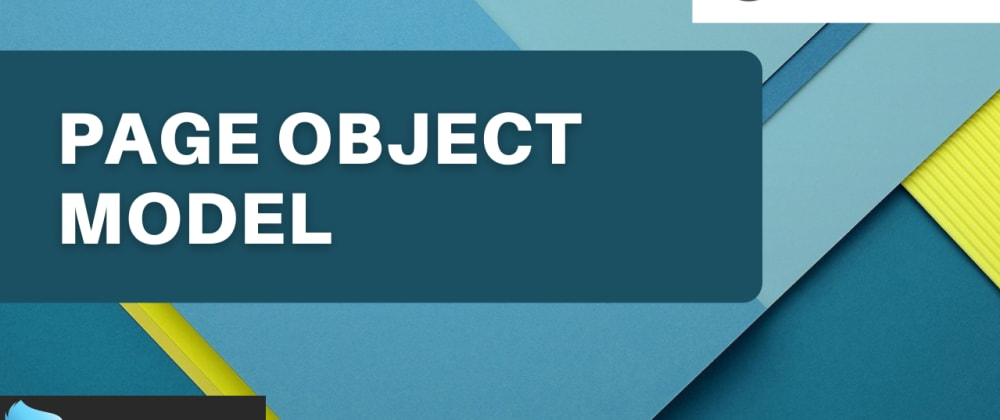 Cover image for Page Object Model in Cypress