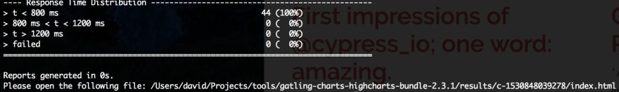 Gatling, a load testing tool with a difference  - DEV