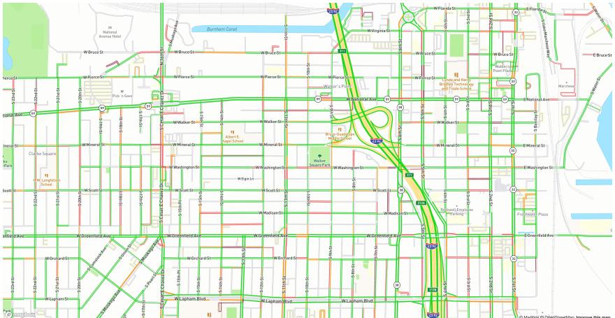 Mapbox Navigation Preview