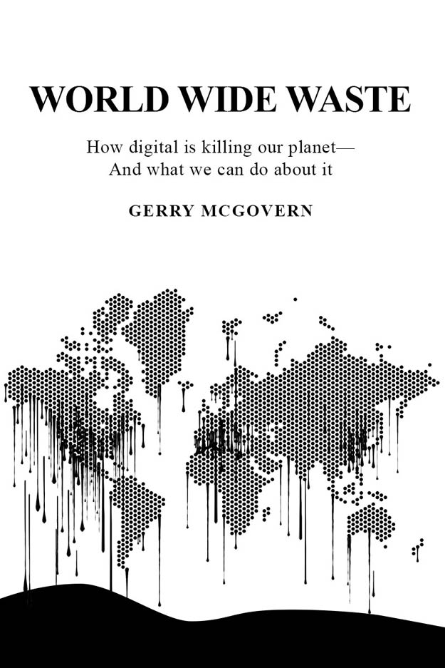 the book cover of 'World Wide Waste'