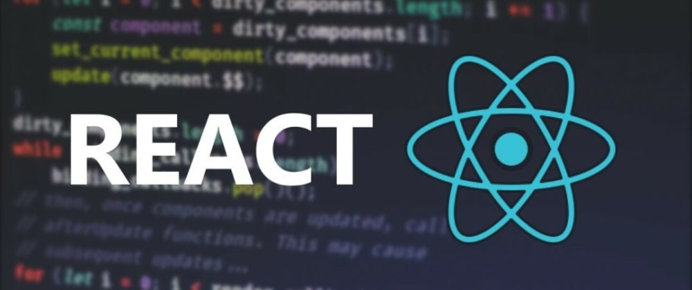 Cover Image for Introduction to React.js ⚛ and the required JavaScript!