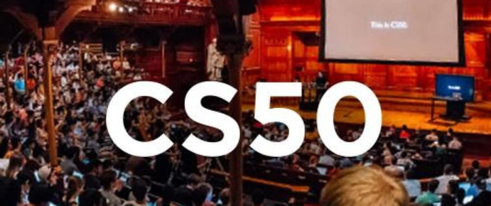 Cover image for 2021 CS50x - WEEK 8