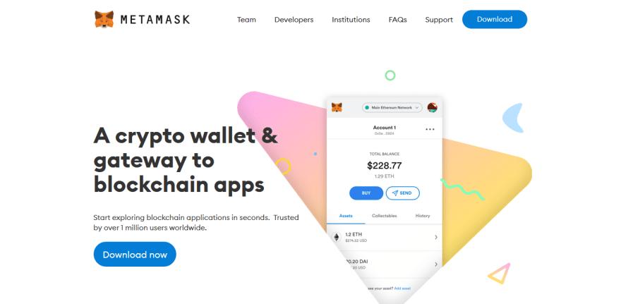 MetaMask Wallet - CoinGyan