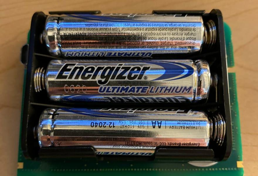 l91 lithium batteries