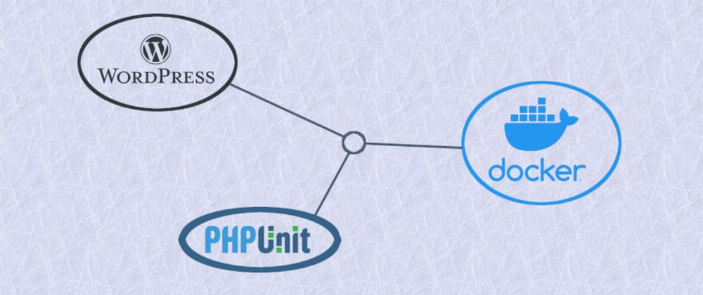 Cover image for Running PHPUnit tests in a WordPress plugin with Docker