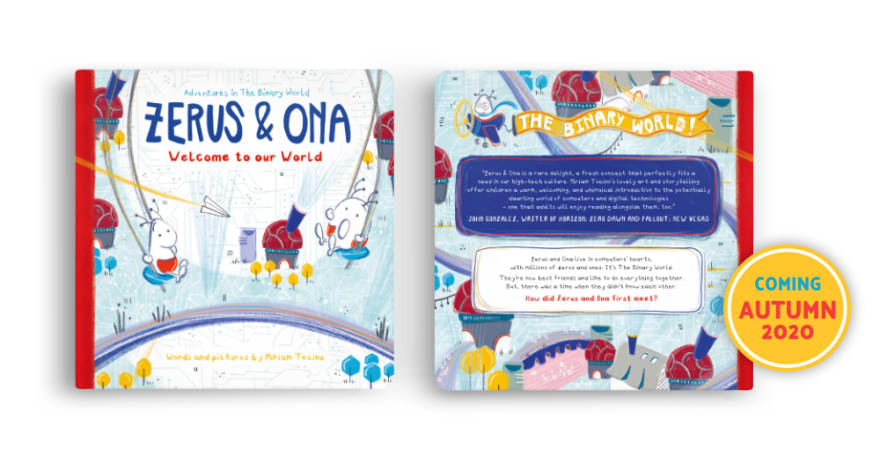 Zerus & Ona: Welcome to our World