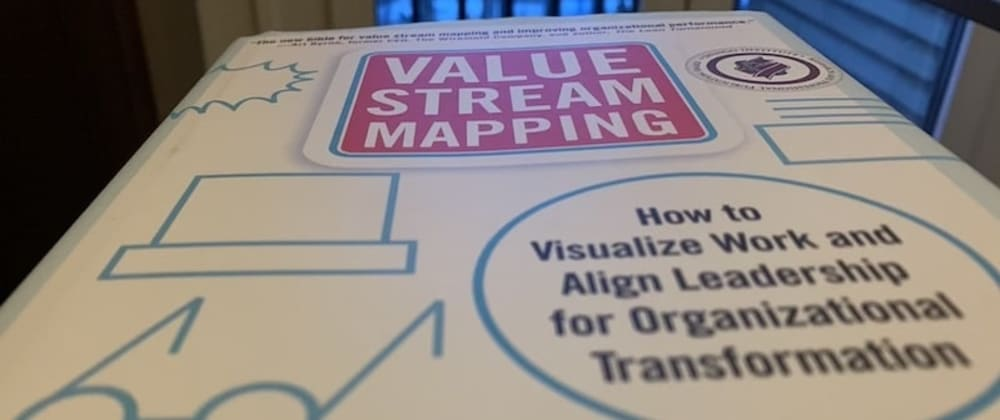 Cover image for Book notes: Value Stream Mapping
