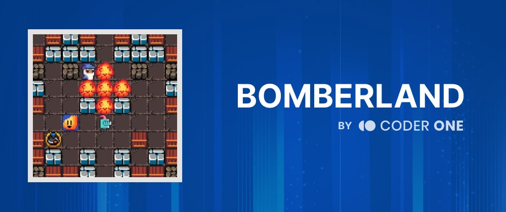 Cover image for Bomberland: a competitive sandbox for practising machine learning
