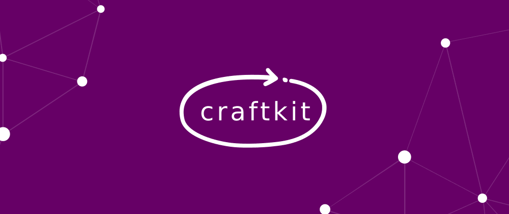 Cover image for craftkit code pattern - Template for making package namespace