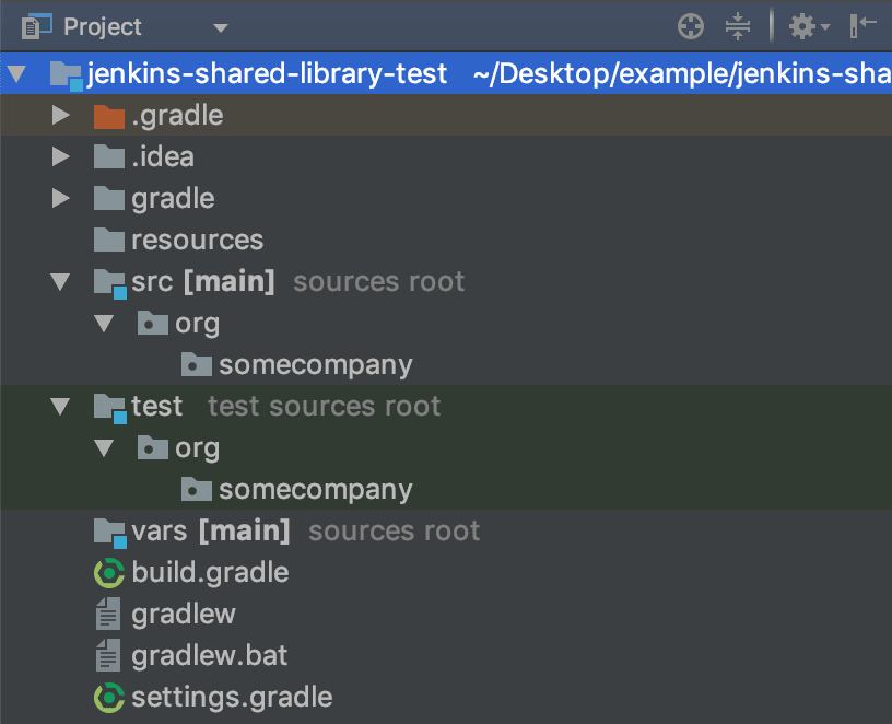 How-To: Setup a unit-testable Jenkins shared pipeline library - DEV