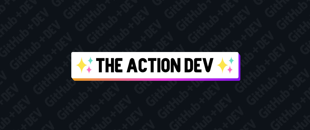 Cover image for TheActionDev 🧑💻