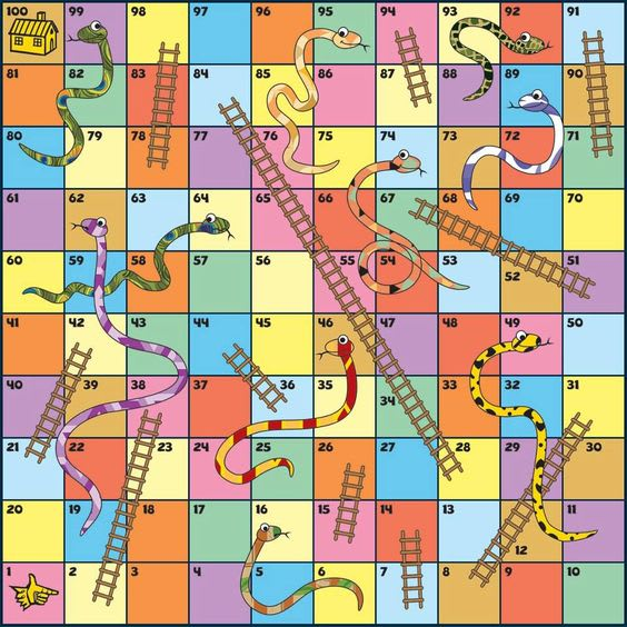 S&L Gameboard