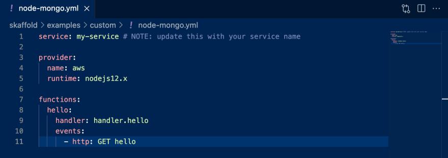 serverless.yml-file-configuration-1