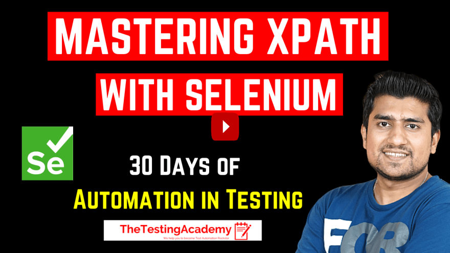 Mastering XPATH for Selenium Testers