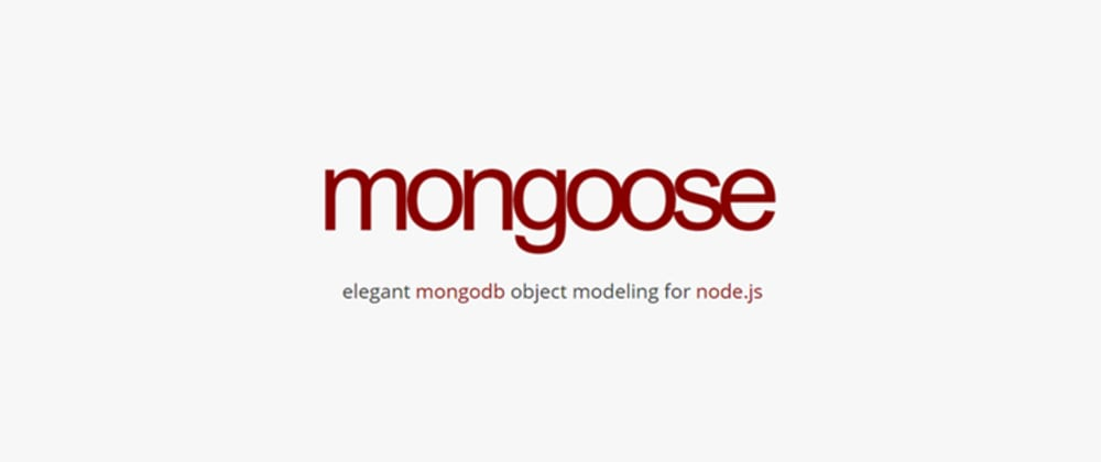 Cover image for Mongoose Query Best Practice.