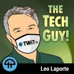 the tech guy podcast album art