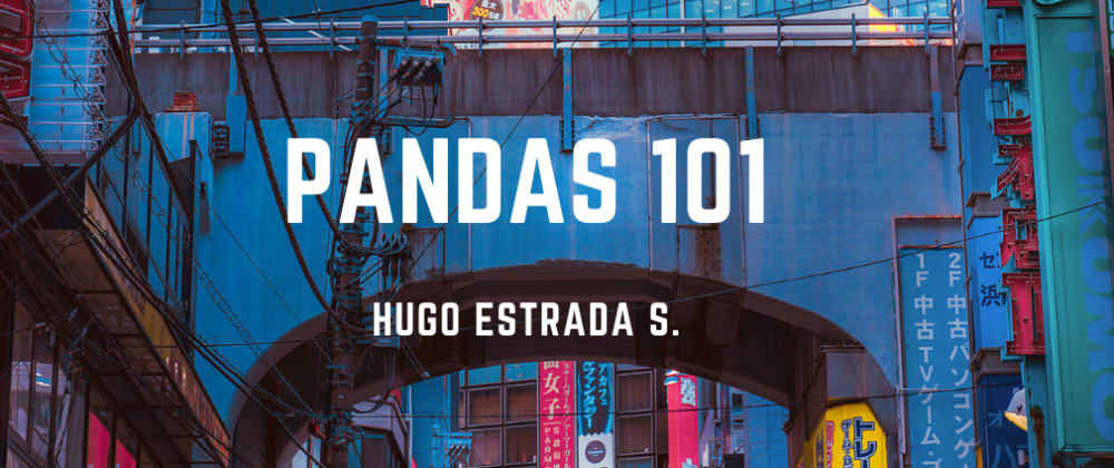 Cover image for Pandas 101 - pt. iii: Data Science Challenges