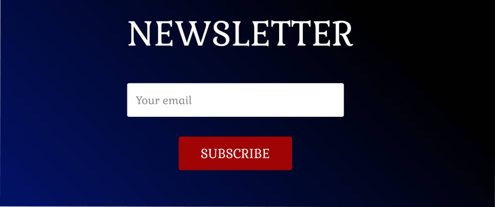 Cover image for How to build a Email Newsletter Subscriber in Django?