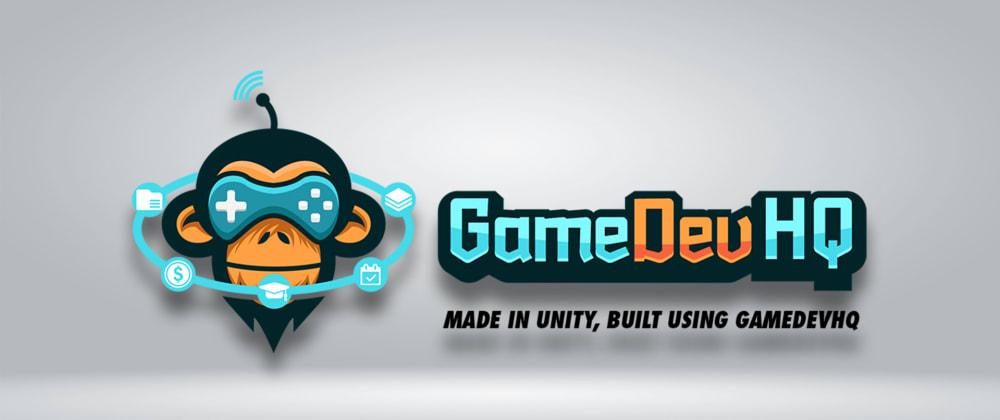 Cover image for GameDevHQ Intensive Training Week 08 Recap Final Week 📝