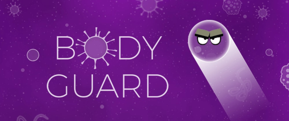 Cover image for Body Guard - fighting viruses and supporting Artist Rescue Trust