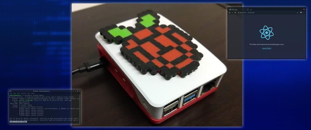 Cover image for Using a Raspberry Pi as Your Development Server