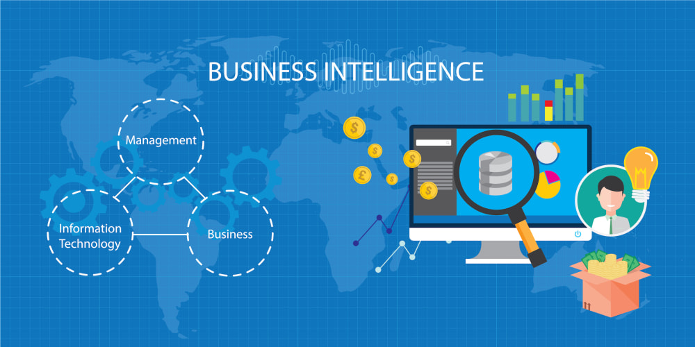 How Business Intelligence Can Elevate Your Business Progress Vigorously  In 2021