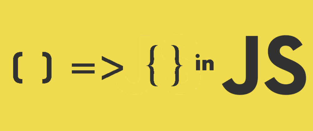 Cover image for            Arrow Functions in JavaScript for Beginners