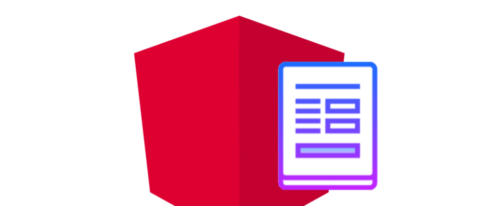Cover image for Angular Forms Story: A Dev Tool