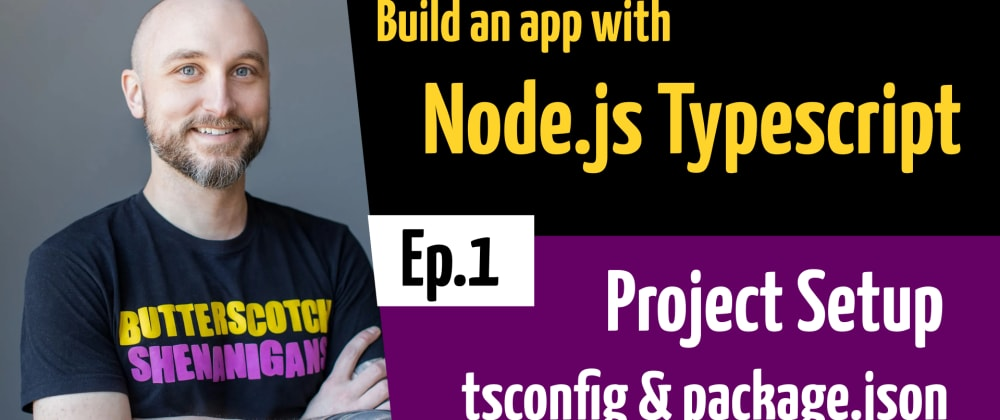 Cover image for Live Dev: How to set up a Node project with Typescript