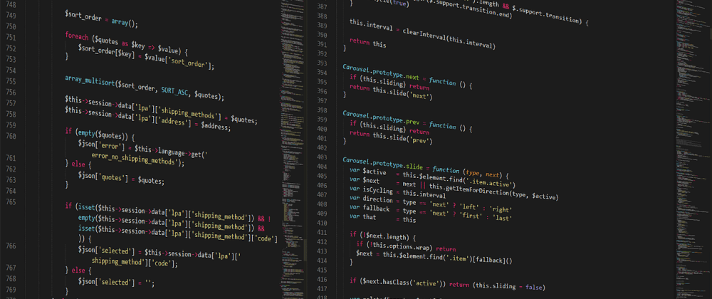 Cover image for Using regex to find and remove commented PHP code (and improve readability)